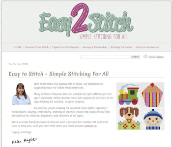 Easy 2 Stitch