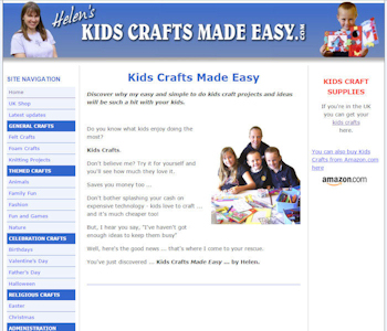 Kids Crafts Made Easy